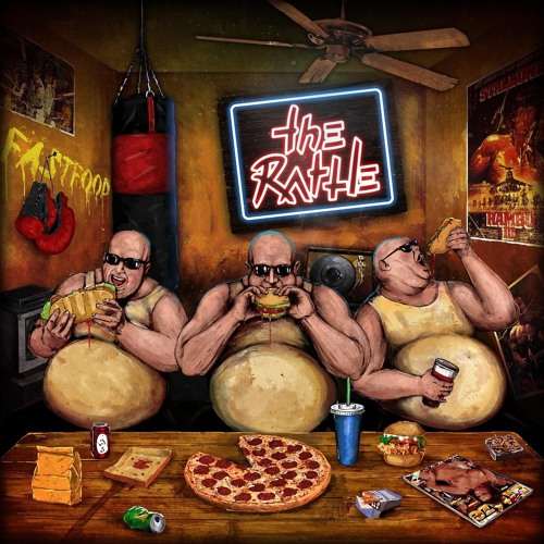 The Rattle - Fast Food [Album] 2018