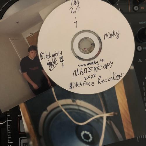 mönky - MIX 001 (2003)