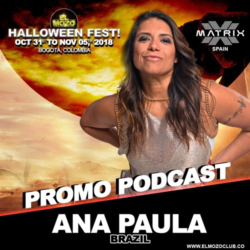 El Mozo Halloween Fest 2018 - Podcast