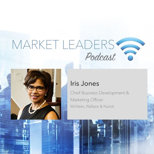 Episode 35: Using Business Intelligence to Innovate with Iris Jones of McNees, Wallace & Nurick
