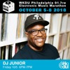 DJ Junior - 2018 WKDU Electronic Music Marathon