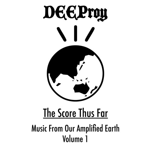 Score for Our Amplified Earth, Volume 1