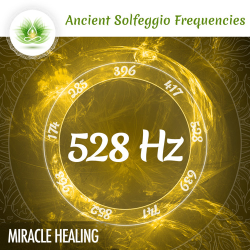 528 Hz Solfeggio Frequencies ☯ Miracle Healing ⬇FREE DL