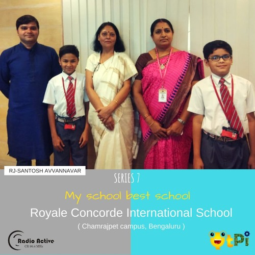 My School Best School Series 7-Royal Concorde International School-Chamrajpet