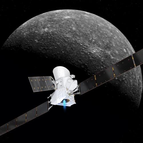 Reise zum Merkur - Makro Mikro #2