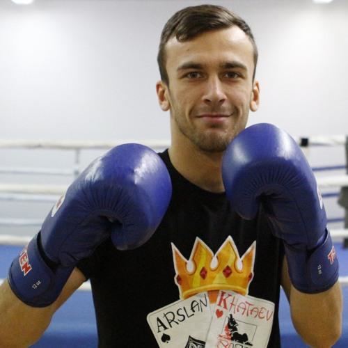 Arslan Khataev Uusimaa urheilutoimituksen haastattelussa