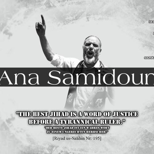 Nasheed    Ana samidoun