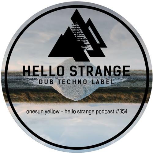 onesun yellow - hello strange podcast #354