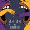 Same, Same But Different Ep 3: If you want a burger, eat a burger!! ft. Nicole Augurusa