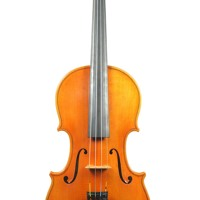 4762 / Powerful Italian violin by Gianni Norcia - certificate - € 8,900