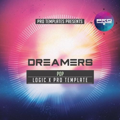 Dreamers Logic X Pro Template