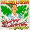 Major Lazer - Blow That Smoke   Acapella + Instrumental  FREE