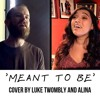 Bebe Rexha feat. Florida Georgia Line - 'Meant to Be' (cover by Luke Twombly and Alina)