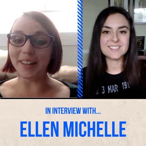 Book Reviewer & Interviewer Ellen Michelle on Creative Edge Writer's Showcase with Christie Stratos
