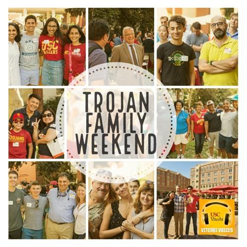 4-095: Trojan Family Weekend!!!