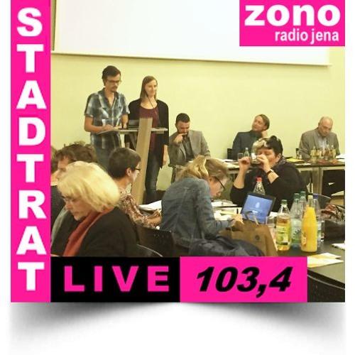 Hörfunkliveübertragung (Teil 2) der 48. Sitzung des Stadtrates der Stadt Jena am 17.10.2018