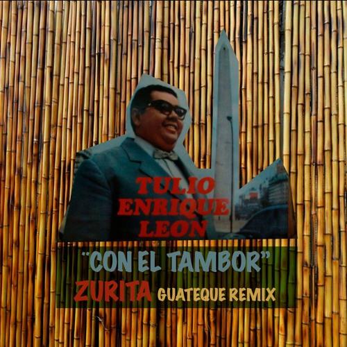 Tulio Enrique Leon - con el tambor (Zurita Guateque Refix)