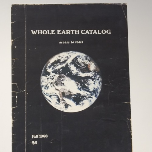 Whole Earth Catalog Celebrates 50 Years As Visionary Publication