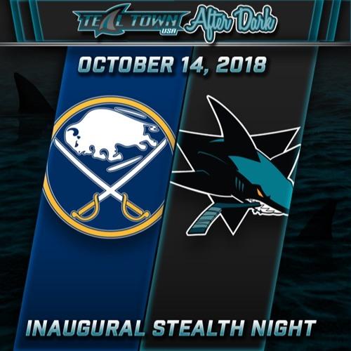 Teal Town USA After Dark (Postgame) - Sharks vs Sabres - 10-18-2018