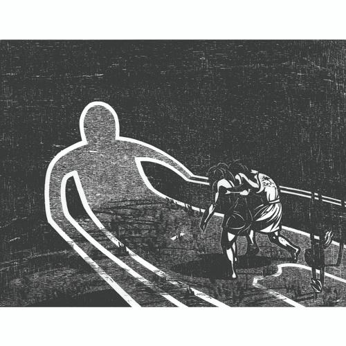 Under Black Helmet - Juvenile Moral EP (codeislaw015)