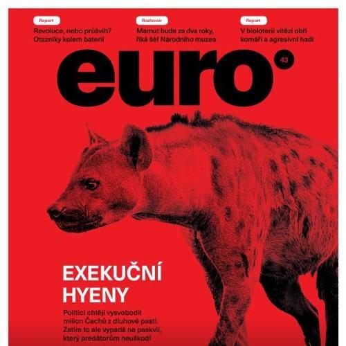 EURO  43 / 2018 - výběr nejlepších článků