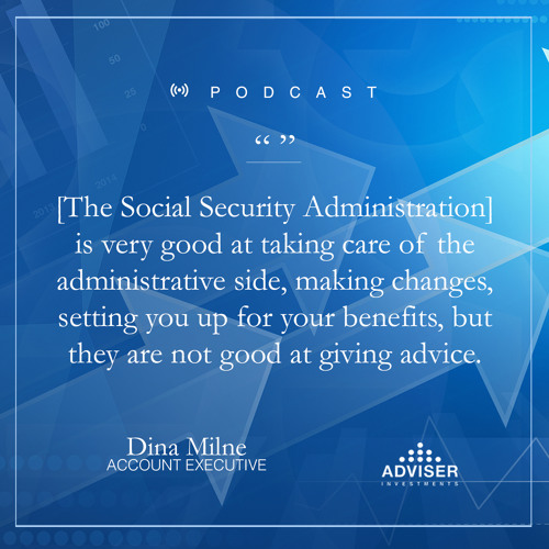 When Should You File for Social Security? Interview With Dina Milne and Alec Rosen