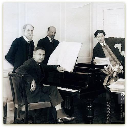 Alfredo Casella: Scarlattiana, Max Reiter & San Antonio Symphony, 1949. Live