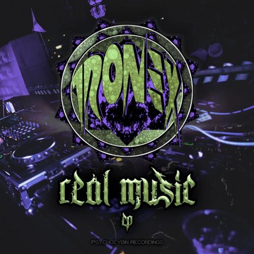 TRON3X - Real Music EP