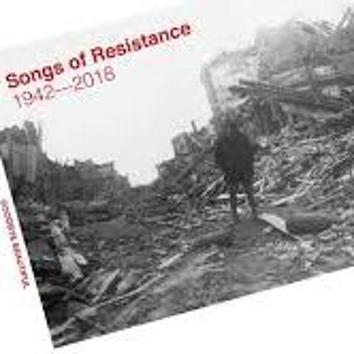 Guitarist Marc Ribot - Songs of Resistance 1942-2018