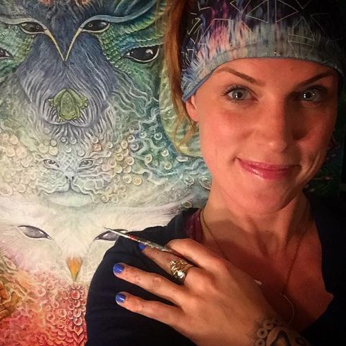 #115 Visionary Artist Wrenna Monet