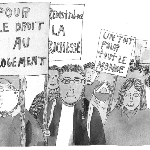 Talking Violence: Oral Histories of Displacement and Resistance in Saint-Henri