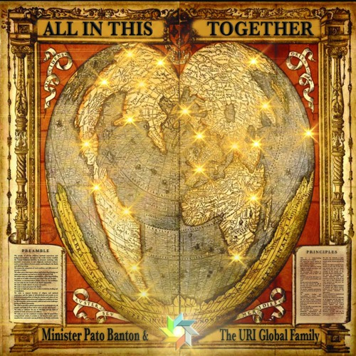 Pato Banton | We're All in This Together, CD 2