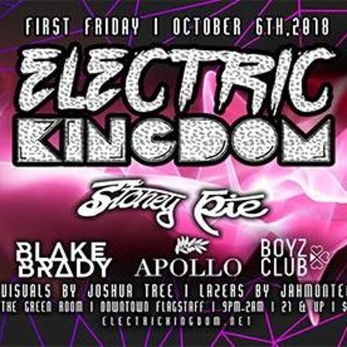 Electric Kingdom October
