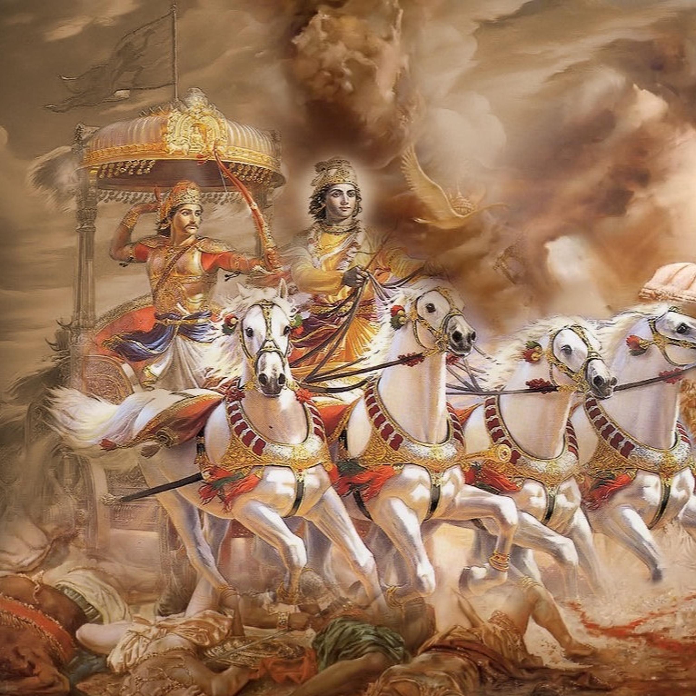 5. Bhagavad Gita | Chapter 2 Verse 16...