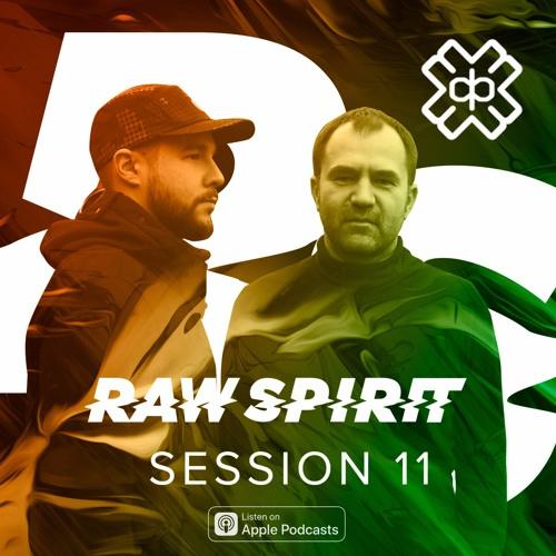 Raw Spirit Sessions Vol. 11 [D3EP Radio Network]
