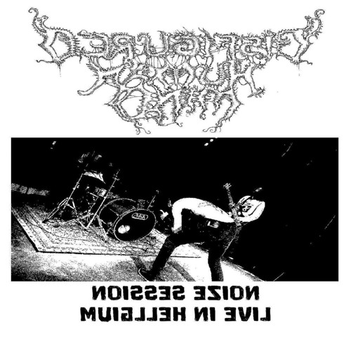 "DISFIGURED HUMAN MIND ""Noize Session Live In Hellgium"""