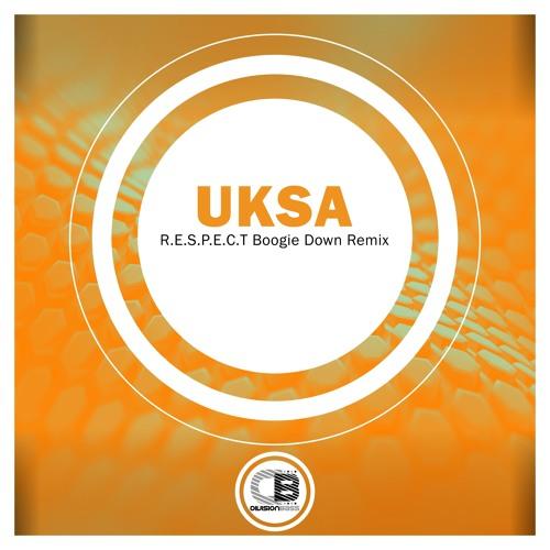 UKSA - R.E.S.P.E.C.T Boogie Down Remix | Releases 9th November 2018 on all major digital formats