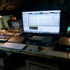 Studio session VortexOfentropy /Out Of necessity