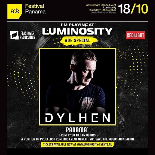 Luminosity presents A Night Of Unity by Ferry Corsten @ ADE (18-10-2018)