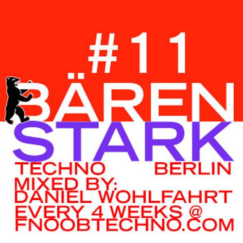 Bärenstark Techno Berlin #11 20.10.2018