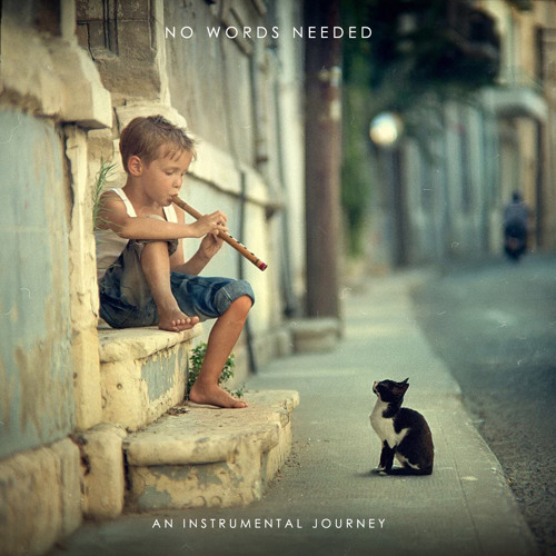 No Words Needed 09 w/ Yosi Horikawa, GoGo Penguin, Barnaby Carter, his cat and more