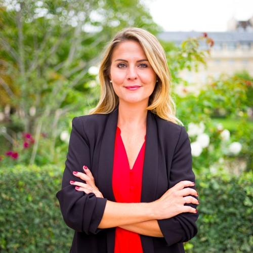 Marine Chevalier, Co Fondatrice de l'Appli My Beauty Community, podcast beauté