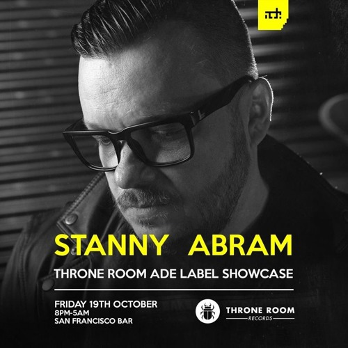 THRONE ROOM ADE18 / STANNY ABRAM / SAN FRANCISCO BAR / AMSTERDAM
