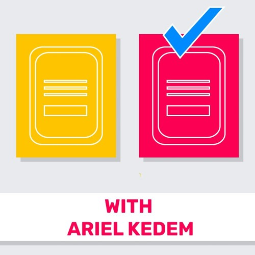 32 - A\B Testing - (Featuring Ariel Kedem)