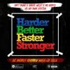 Daft Punk X Kanye West Vs My Own System - Harder Better Faster Stronger (DJ Andrey Kokarev Mash Up)