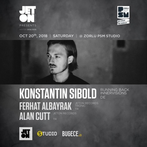 Ferhat Albayrak Live at Zorlu PSM Studio Istanbul 20.10.18 with Konstantin Sibold
