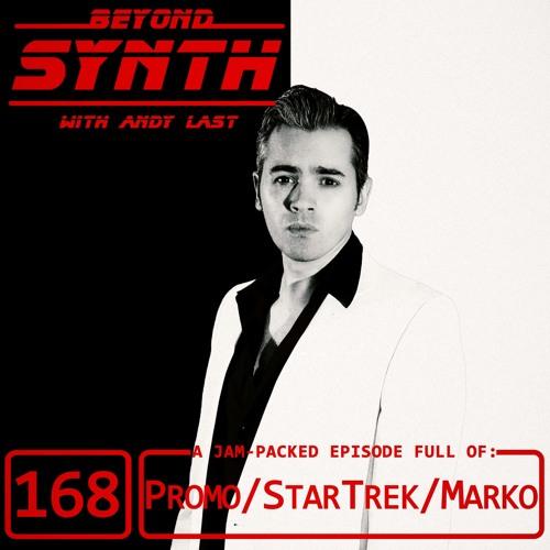 Beyond Synth - 168 - Promo Star Trek Marko