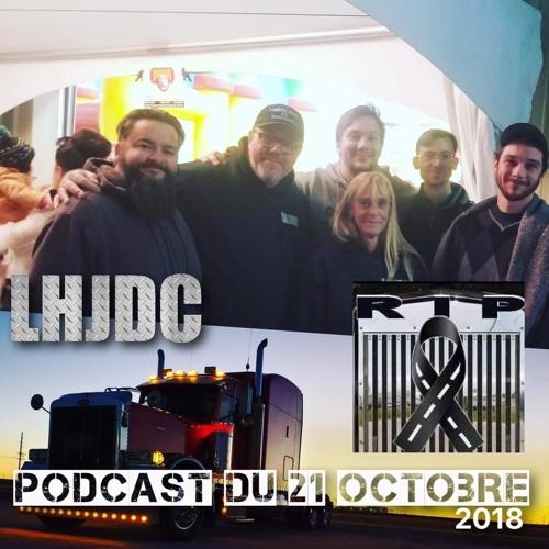 LHJDC - Triste Semaine (21 octobre 2018)