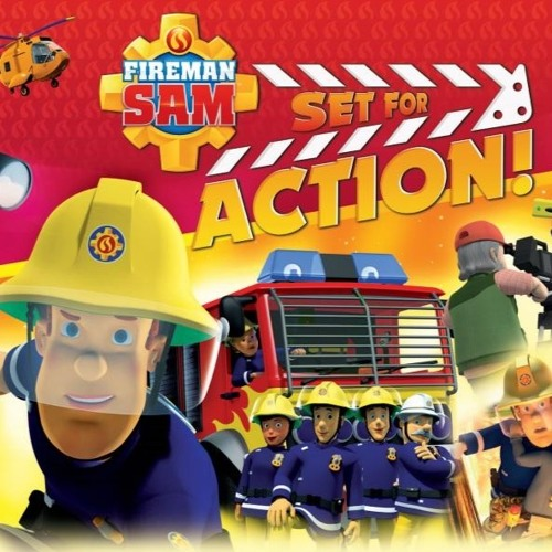 FIREMAN SAM - SET FOR ACTION - INTRO