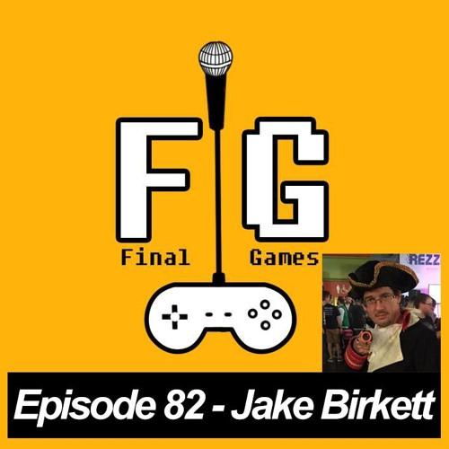 Episode 82 - Jake Birkett (Grey Alien Games Founder / Shadow Hand / Regency Solitaire)
